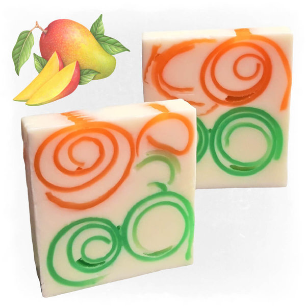 Milk Soap Goat's Milk ~JuicyMango~
