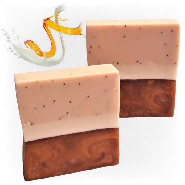 Milk Soap Donkey Milk ~Milk&Honey~
