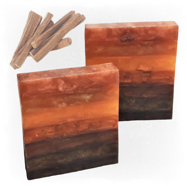 Bar Soap ToneStripes  ~SandalWood~