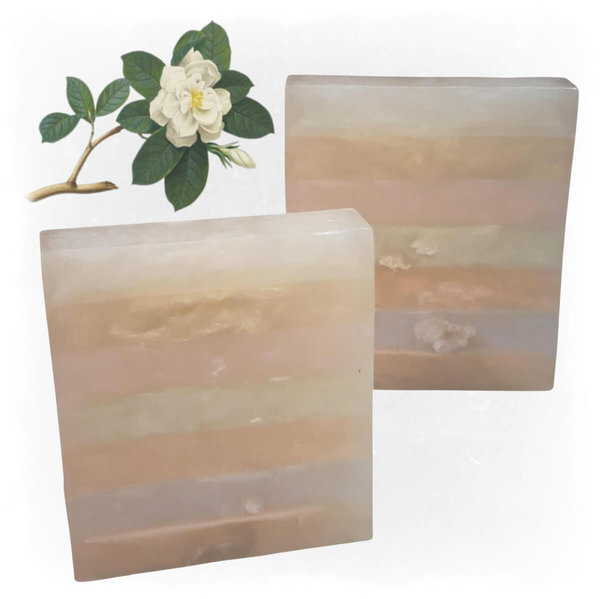Bar Soap ToneStripes  ~Gardenia~