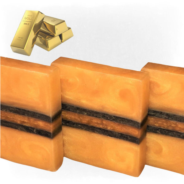 Bar Soap ~Gold~